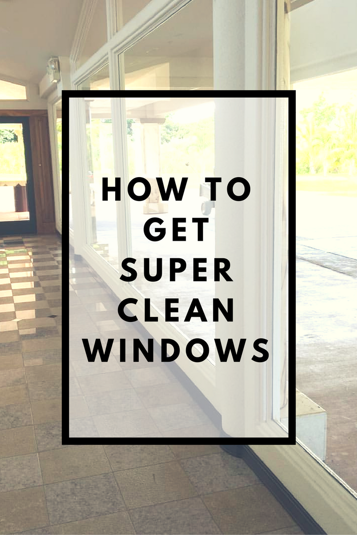 The Best Way To Clean Your Window Screens